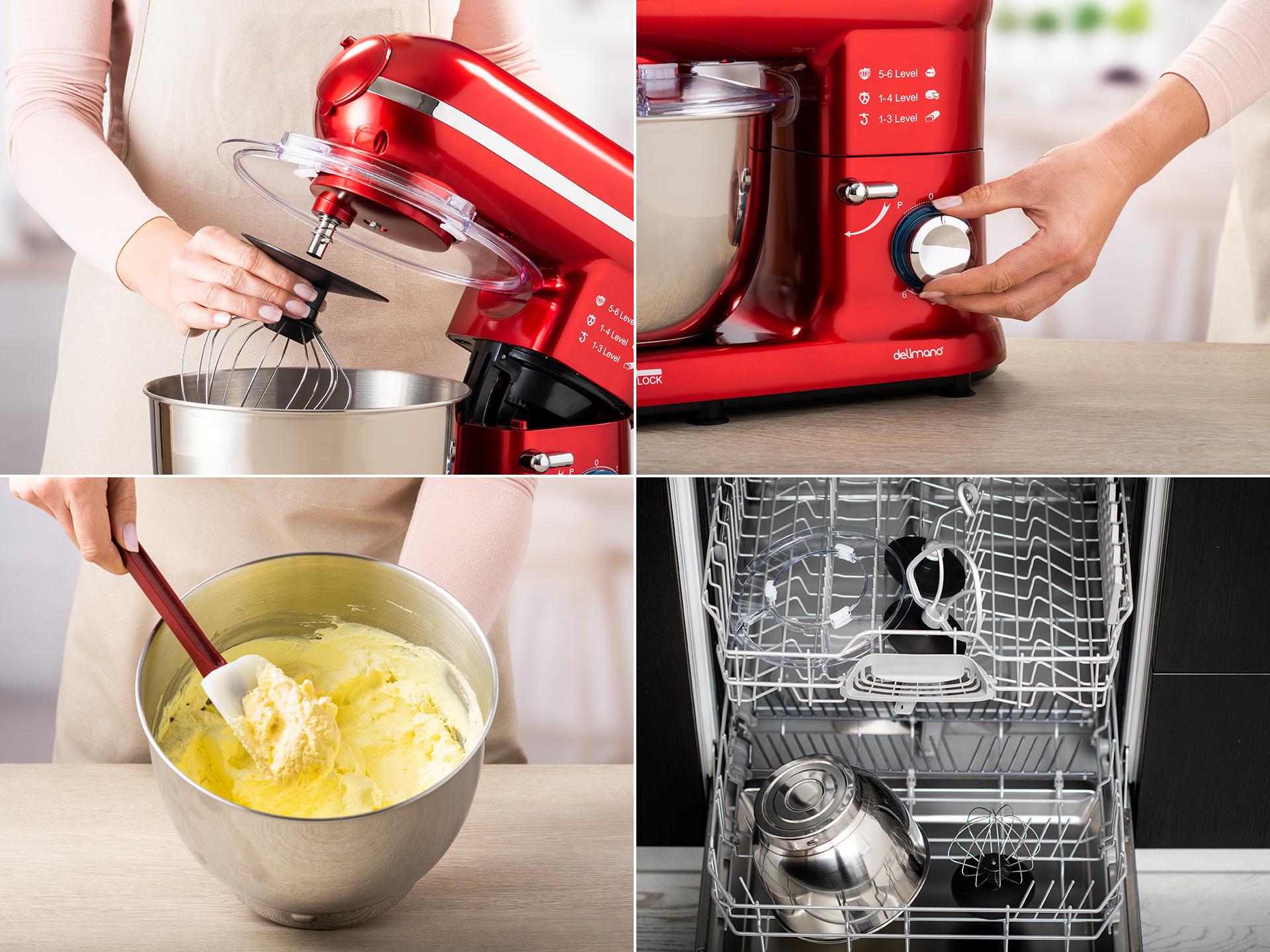 Kuhinjski robot | Delimano