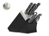 Chef Power set: 8 noževa + makaze + stalak