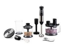 Deluxe Noir multipraktik & štapni blender