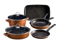 Stone Legend CopperLUX Master kuhinjski set
