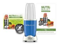 Nutribullet 600W plavi - ekstraktor hranljivih sastojaka