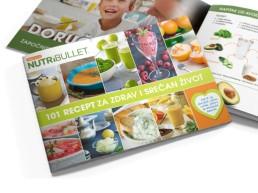 Nutribullet - 101 recept za zdrav i srećan život