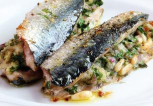 Punjene sardine