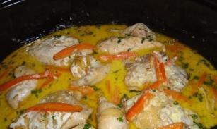 Piletina u pavlaci sa pirinčem