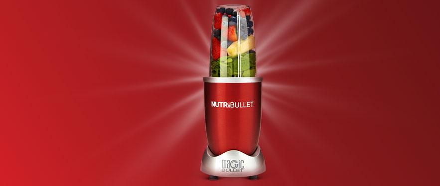 Crveni Nutribullet