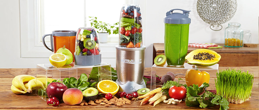 Nutribullet Pro Family Set